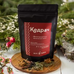 Herbal ivan tea Kedrach with pine nuts, 50 gr